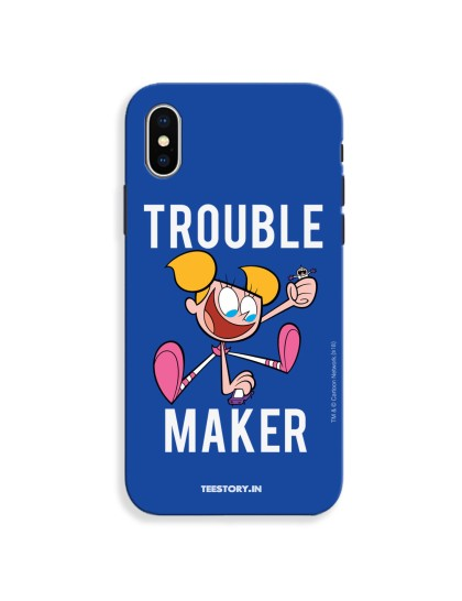 Cartoon Network: Trouble maker - Mobile Cover