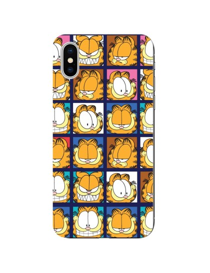 Garfield: Expressions: iPhone X - Mobile Cover