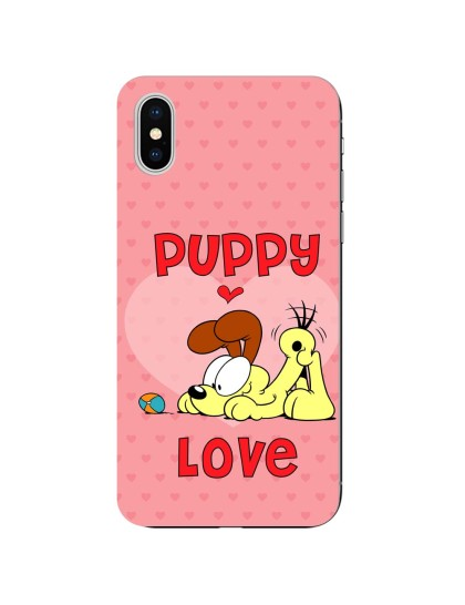 Garfield: Puppy Love: iPhone X - Mobile Cover