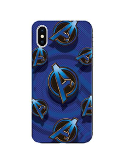 Avengers Endgame: Logo - Mobile Cover