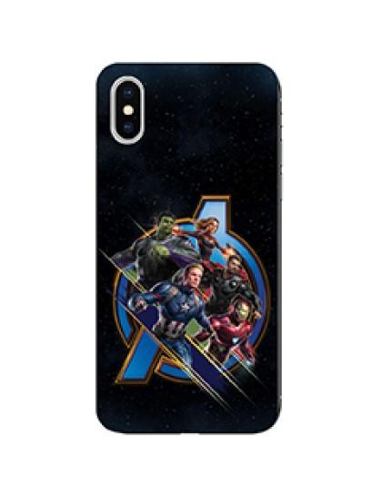 Avengers Endgame: The Survivors - Mobile Cover