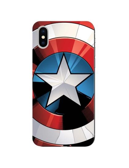 Captain America: Shield - Mobile Cover