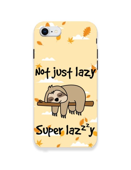 Super Lazy: iPhone 7
