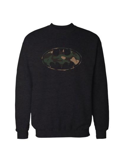 Batman camouflage Logo Sweatshirt