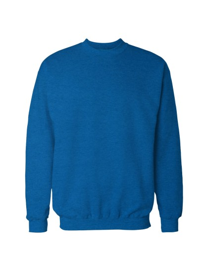 Sweatshirt: Royal Blue Basics