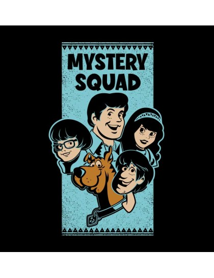Scooby-Doo: Mystery Squad