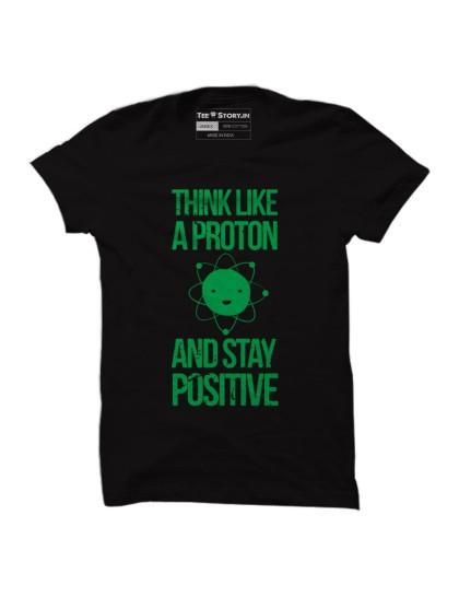 Think like a proton