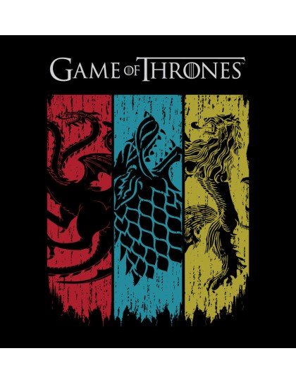 Game of Thrones: 3 Sigil Banner