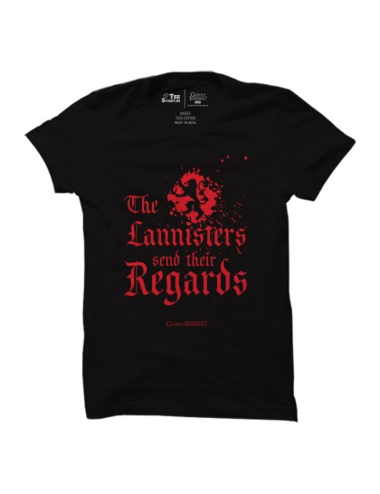 Game of Thrones: Lannisters send their regards