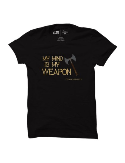 Game of Thrones: My Mind is my weapon