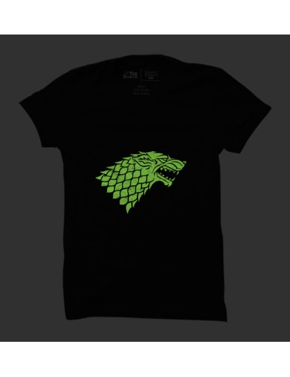 Game of Thrones: House Stark Sigil (Glow in the Dark)