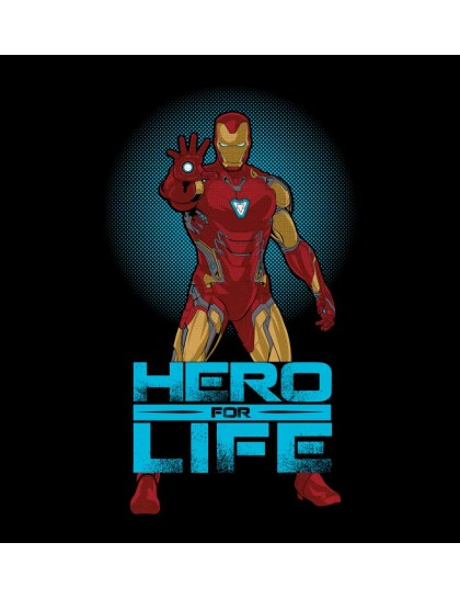 Iron Man: Hero for Life