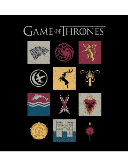 Game of Thrones: Houses