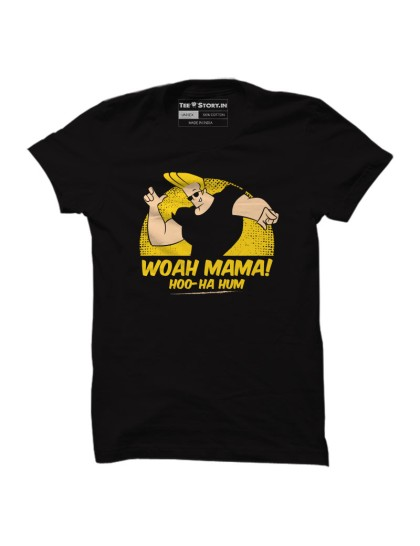 Johnny Bravo: Woah Mama
