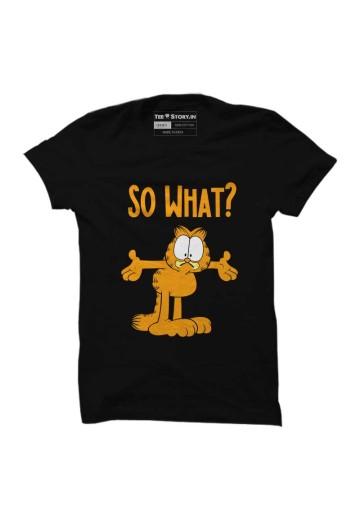 Garfield: So What