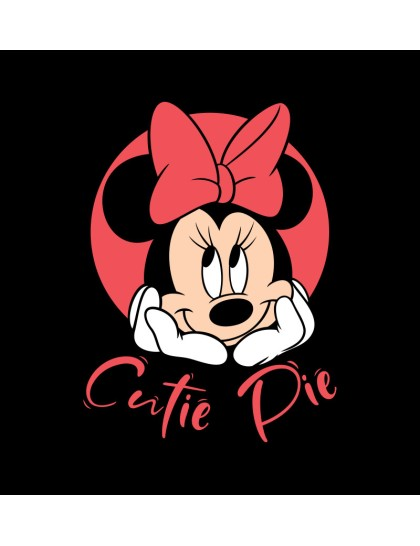 Minnie Mouse: Cutie Pie (Black)