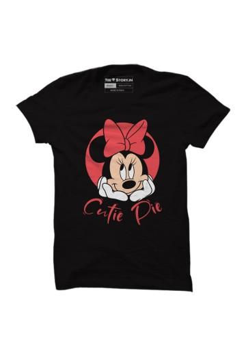 Minnie Mouse: Cutie Pie (Black)