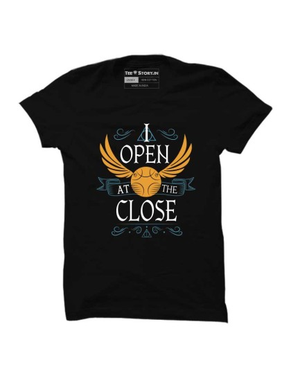 Harry Potter: Open at the Close