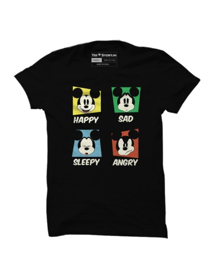 Mickey Mouse: Moods