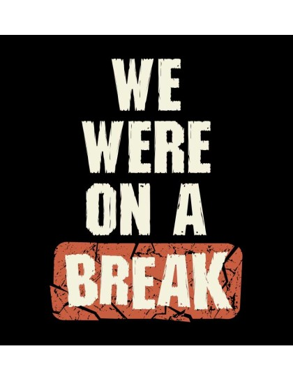 Friends: We were on a break