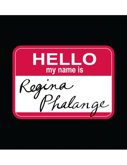 Friends: Regina Phalange
