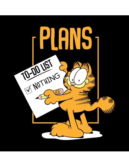 Garfield: Plans
