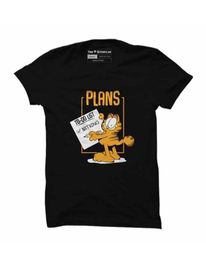 Garfield: Plans