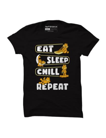 Garfield: Repeat