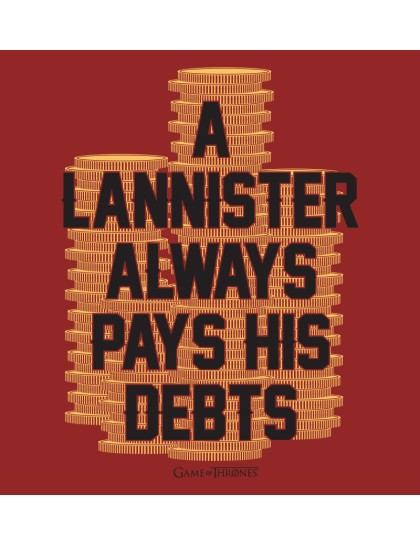 Game of Thrones: Lannister pays his debts