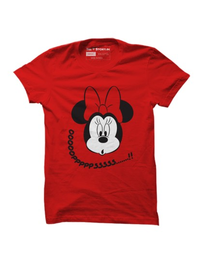 Minnie Mouse: Oops