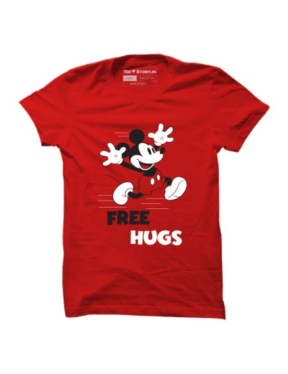 Mickey Mouse: Free Hugs