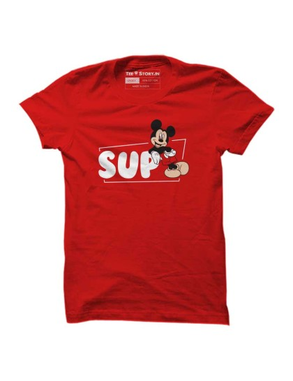 Mickey Mouse: Sup