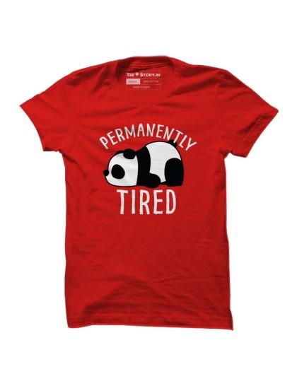Panda Tired