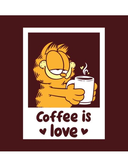 Garfield: Love Coffee