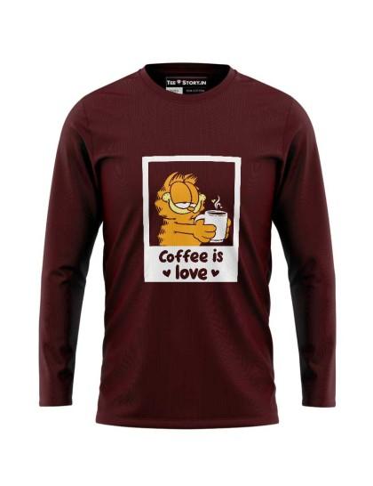 Garfield: Love Coffee