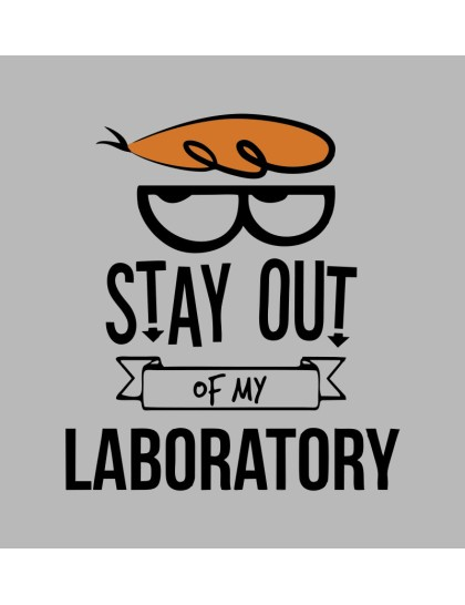 Dexters Laboratory: Stay out of my lab