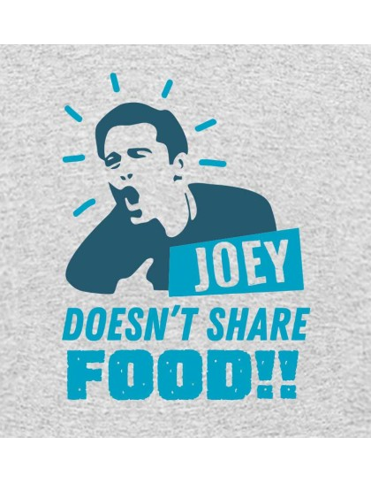 Friends: Joey Doesnt Share Food