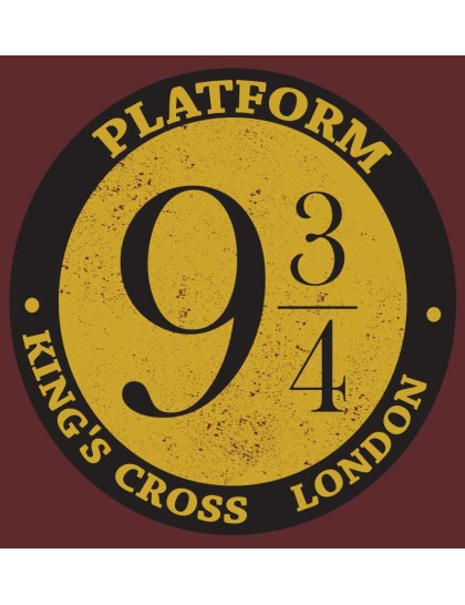 Harry Potter: Platform 9 3/4