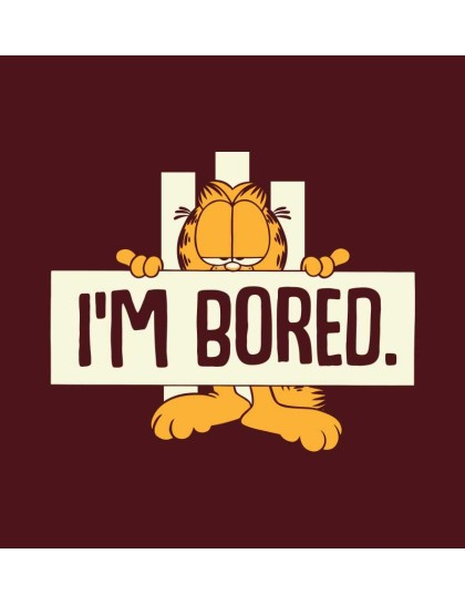 Garfield: Bored