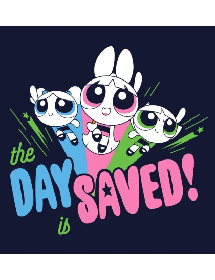 The Powerpuff girls: Day is saved