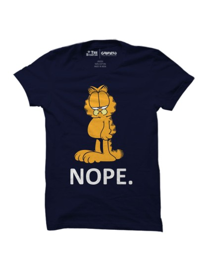Garfield: Nope