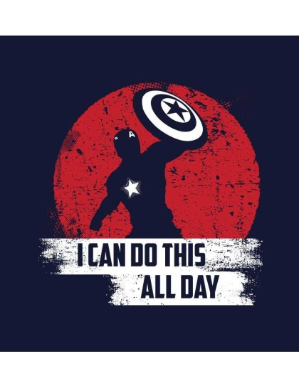 Captain America: All Day