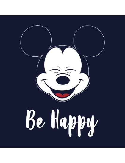 Mickey Mouse: Be happy