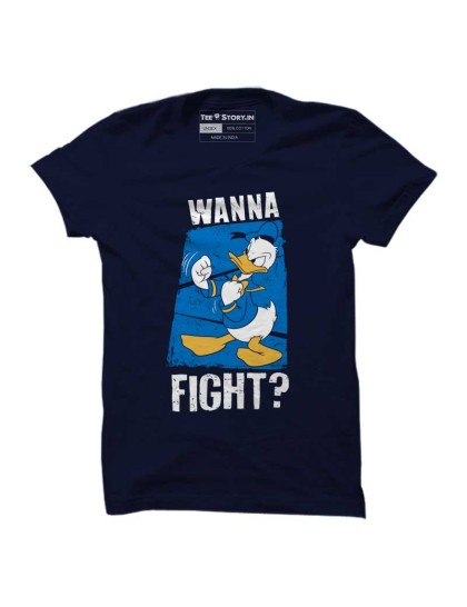 Donald Duck: Wanna Fight