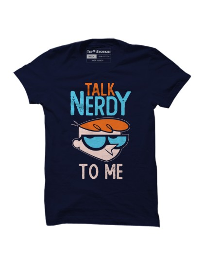 Dexters Laboratory: Talk Nerd to me