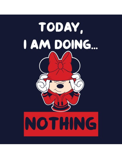 Minnie Mouse: Nothing