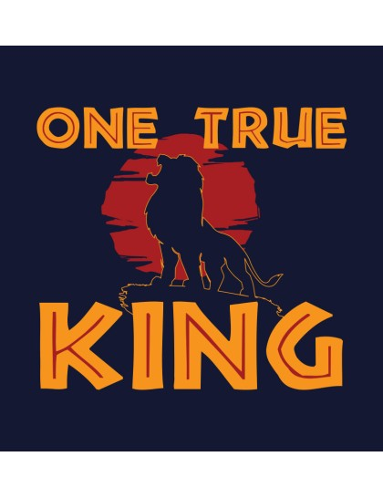 The Lion King: One True King