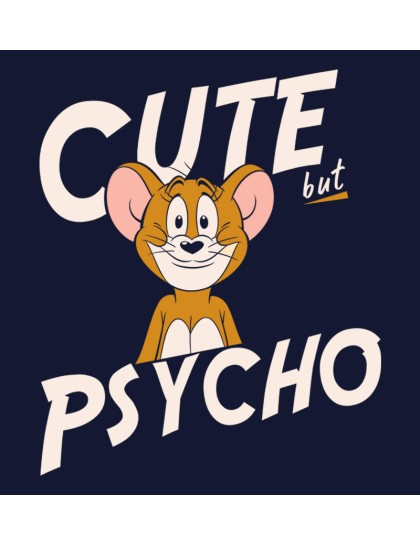 Tom and Jerry: Cute but Psycho