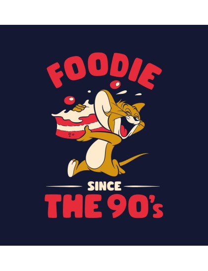 Tom and Jerry: 90s Foodie
