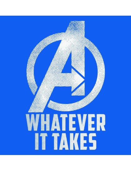 Avengers Endgame: Whatever It Takes(Royal Blue)